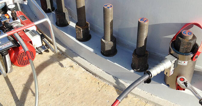 Type ESH / MSH for Foundation Bolts.