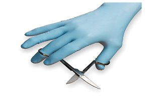 Găng Tay Cao Su Nitril Dùng Một Lần (Nitrile Disposable Glove)